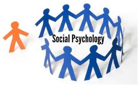 Social psychology topics for a research paper